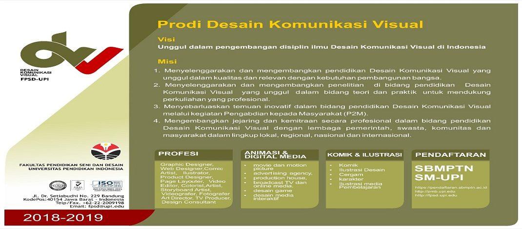 Desain Komunikasi Visual FPSD UPI